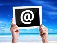Mailbox op vakantie